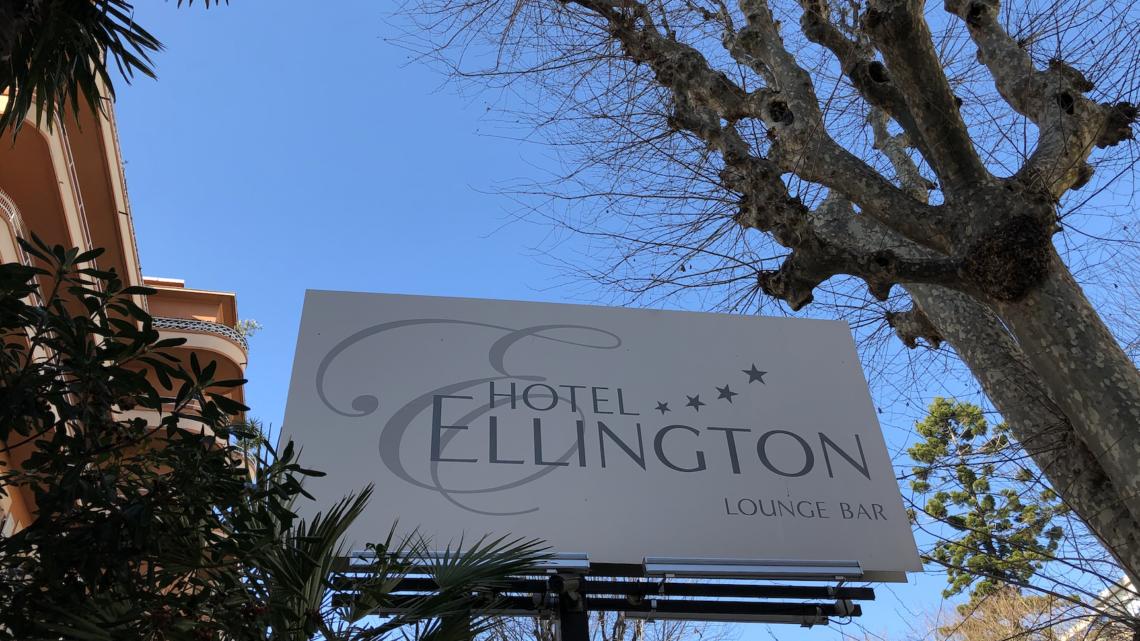 Hôtel Ellington : classe et confort au centre ville de Nice