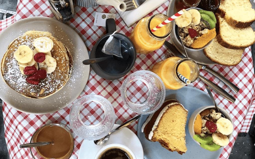 Le délicieux Brunch du TB Café à Nice