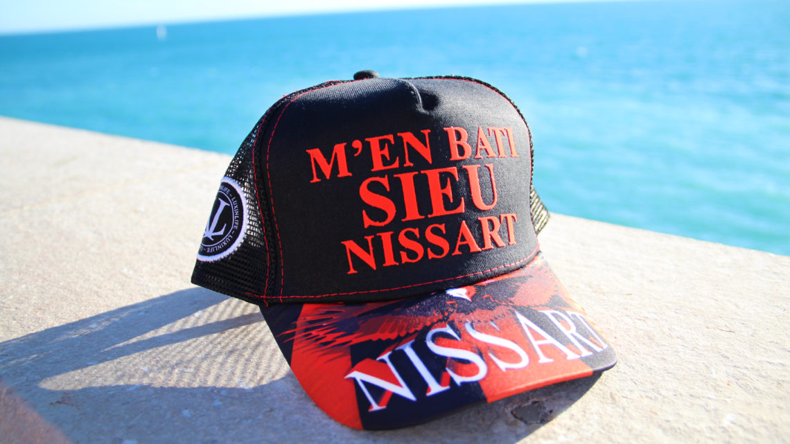 LuxinLife : les casquettes personnalisées Nice et Côte d'Azur