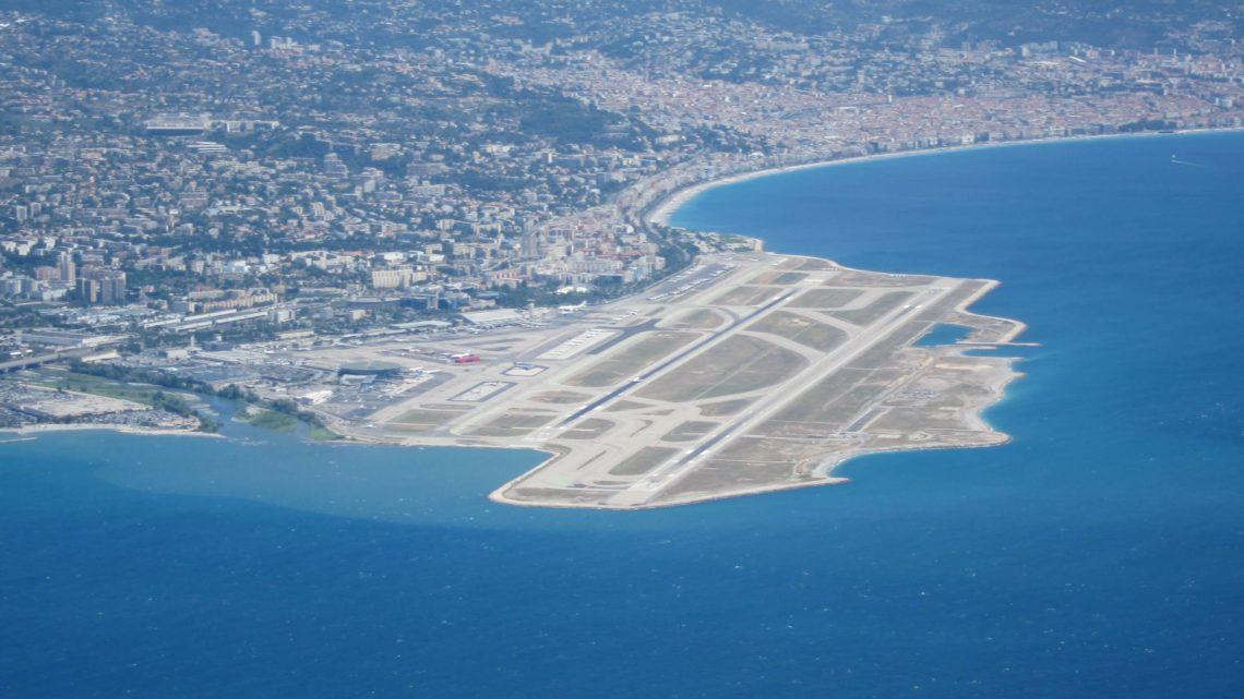 Comment se rendre à l'aéroport de Nice