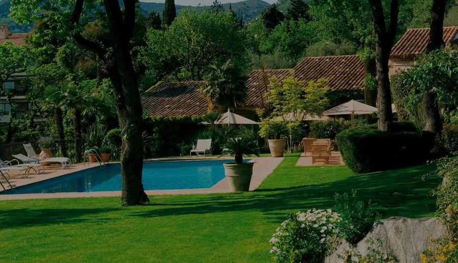 Hotel Cantemerle à Vence : le petit paradis