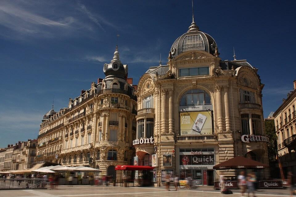 Escapade à Montpellier depuis Nice