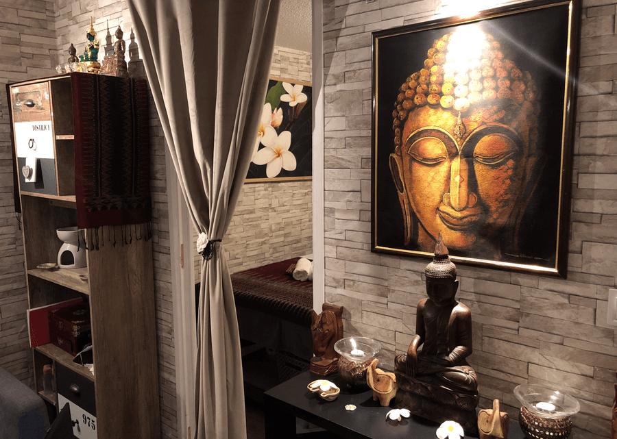 Wiang Ping Bien-Être : salon de massage Thaï