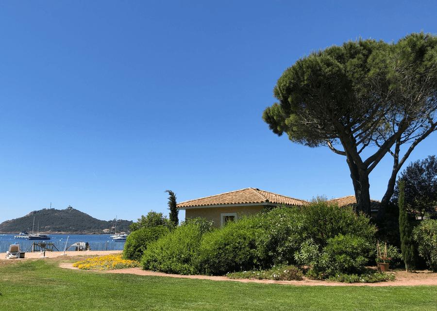 Résidence Agathos : le petit coin de paradis